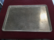 Full Size Perforated Sheet Pan 18x26 #2057