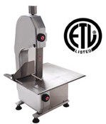 Table Top Meatsaw UNIWORLD UHLA-165 (NEW) #3864
