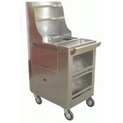 NEW Boil Cart Stainless Steel Chinese GSW C-BOIL #3875
