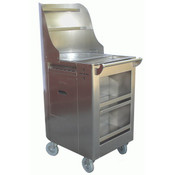 NEW Fry Cart Stainless Steel GSW C-FRY #3876