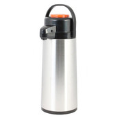NEW 74 oz Coffee Airpot (Decaf) Stainless Steel Thunder Group ASPG022D #3886