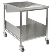 "28"" Donut Table Stainless Steel DN-TBLS NEW #3894"