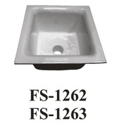 "Floor Sink 3"" Drain GSW FS-1263 NEW #3906"