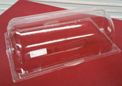 Chafer Roll Top Dome Cover Clear PLRCF001R NEW #4382