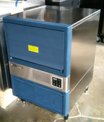 150 LB Ice Machine & Storage Bin BLUE ICE BLUI-150A (NEW) #4430