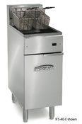 NEW 40 LB Electric Deep Fryer Imperial IFS-40E Stainless Steel #4563