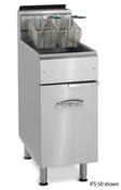 NEW 50 LB Electric Deep Fryer Imperial IFS-50E Stainless Steel Pot #4567