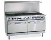 "60"" 10 Burner Range & Standard Oven IR-10 (NEW) #4575"