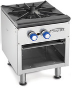 "NEW 18"" Stock Pot Gas Stove Range Imperial ISPA-18 #4579"