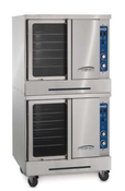 Double Deck Bakery Depth Gas Convection Oven ICVD-2 (NEW) #4583