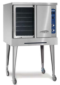 Single Deck Bakery Depth Electric Convection Oven ICVDE-1 (NEW) #4584