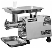 Electric Meat Grinder w/ Attachments UNIWORLD TC-32E (NEW) #4543