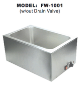 Food Warmer UNIWORLD FW-1001 (NEW) #4593