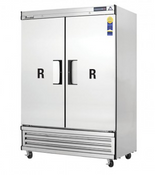 2 Door Refrigerator EBR2 (NEW) #3103 FREE SHIPPING