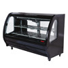 "74"" Refrigerated Display Case TEM-200-BL PLUS (NEW) #4933"