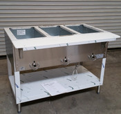 NEW 3 Well Electric Steam Table DUKE E-303 AEROHOT #2908