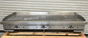 "NEW 72"" Thermostat Griddle Flat Top Gas Plancha Grill Stratus STG-72 #5830"
