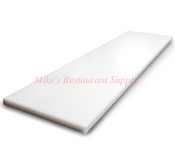 "60"" x 8"" Cutting Board for Prep Table (NEW) #1253"