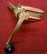 NEW #1 Commercial Can Opener Manual Crank & Table Base Mount UNIWORLD UCO-1 #2256
