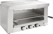 "NEW 36"" Cheesemelter Salamander Over Head Broiler Adcraft BDCHM-36/NG #6297"