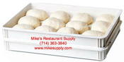 18x26 Pizza Dough Box NEW Adcraft Box-1826 #6321