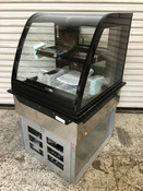 Drop In Display Case Refrigerated Structural Concepts NEW #6572-OB