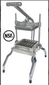 "NEW 1"" x 1"" Lettuce Cutter/Chopper NSF Uniworld UPLC-1 #2788"