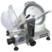 "10"" Manual Deli Slicer Meat/Cheese Uniworld SL-10E NEW #1045"
