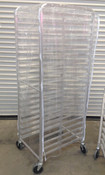 Full Size Sheet Pan Rack Cover Clear THUNDER GROUP PLPRC020 (NEW) #2055