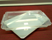 1/2 Size Sheet Pan Cover 13X18 THUNDER GROUP PLSP1813C (NEW) #2169