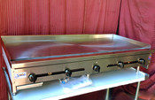"60"" Flat Top Griddle w/ 1"" Plate SMG-60 LP Propane (NEW) #7155"
