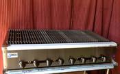 "NEW 48"" Radiant Char Broiler LP Propane Grill Stratus SRB-48LP #7161"