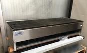 """NEW 60"""" Lava Rock Char Broiler LP Propane Grill Burger BBQ Stratus SCB-60 #7169"""