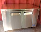 """48"""" 2 Door Under Counter Freezer MGF8406 (NEW) #1235"""
