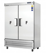 New 2 Door Everest Reach In Freezer EBF2 NSF #3106 Bottom Mount Compressor