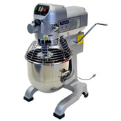 NEW 20 QT Mixer Planetary Table Top Heavy Duty 1.5HP 115V Gear Driven Atosa PPM-20 #7477
