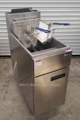 40LB S/S Gas Fryer ATFS-40 (NEW) #2552