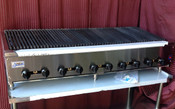"""NEW 60"""" Radiant Char Broiler Gas Grill Stratus SRB-60 #1258"""