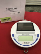 30 lb Solar-Powered Hanging Scale DETECTO SCS30A #7973