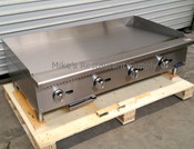 "48"" Manual Griddle ATMG-48 (NEW) #2551"