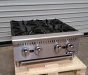 "24"" 4 Burner Hot Plate ATHP-24-4 (NEW) #2547"