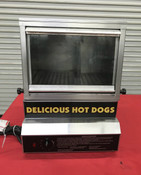 Display Hot Dog Steamer & Bun Warmer Gold Medal 8150 #8086