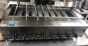 "NEW 60"" Shish Kabob GAS Broiler Radiant Grill SKB-60 Kebab #8117"