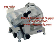 "12"" Commercial Manual Meat Slicer ETL/NSF Atosa PPSL-12 NEW #8429"