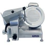 "NEW 12"" Heavy Duty Meat Cheese Deli Slicer Alloy Knife Electric 1/2HP Stain Resistant Atosa PPSL-12HD #8430"