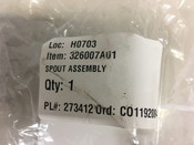 Hoshizaki Spout Assembly For Lancer Dispenser 326007A01 NEW #8485