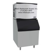 460 LB Ice Machine & Storage Bin Atosa YR450-AP-161 NEW #8570