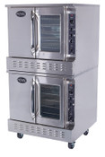 NEW Bakery Depth GAS Convection Oven Royal Range RCOD-2 #3402
