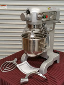 NEW 10 QT Electric Mixer & Attachments Uniworld UPM-10E #2538