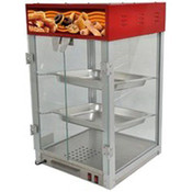 "16"" Food Warmer Display Case UNIWORLD HDC-2 NEW #9601"